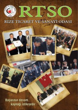 Ovit Dağı ilan edildi - Rize Ticaret ve Sanayi Odası