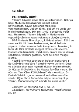 Dr. Enver Oren - Islam Alimleri Ansiklopedisi 12 Cilt_kindle