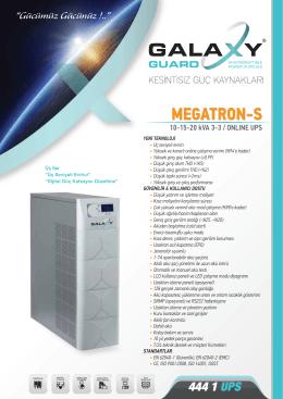 MEGATRON-S
