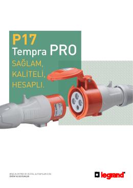 P17 TEMPRA PRO Katalog (5,43 MB, PDF)