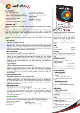 EVOLUT1ON - Bilgisayarmarket