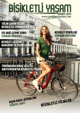 Kasım - Bisikletli Yaşam