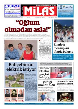 17.07.2014 per embe - Milas Medya Arşivi