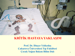 Dr.Dinçer YILDIZDAŞ - 2. bahar pediatri günleri