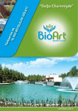 Biyolojik Gölet - Bio Art - Biyolojik Havuz