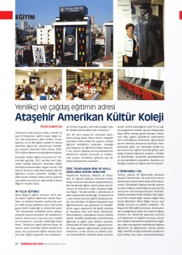 Ataşehir Amerikan Kültür Koleji