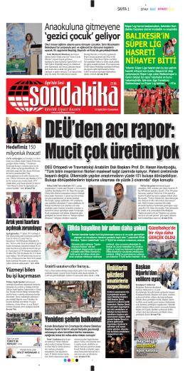 hir Belediye - Sondakika Gazetesi