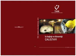 İş Sağlığı ve Güvenliği - Türkiye İnsan Hakları Kurumu