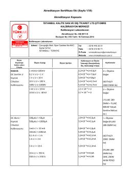 Komisyonumuzca 16.03.2015 tarihinde yapılan sözleşmeli mübaşir