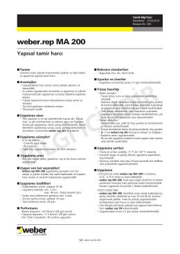 weber.rep MA 200.
