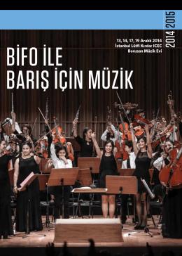 bifo ile barış için müzik