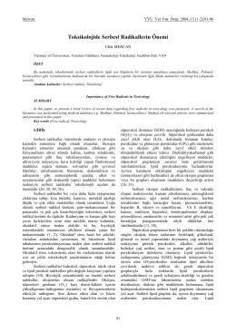 Full Text PDF - Yüzüncü Yıl Üniversitesi