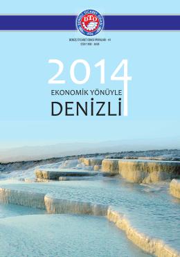 Ekonomik Rapor - PDF - Denizli Ticaret Odası