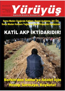 KATİL AKP İKTİDARIDIR! - PDF