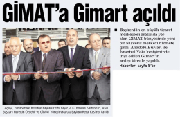 27.06.2014 - Ankara Sanayi Odası