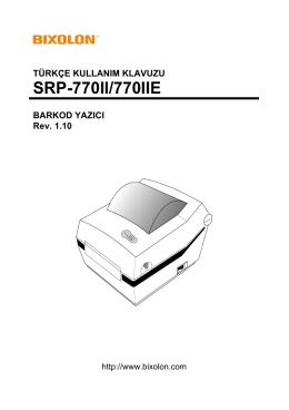 SRP-770II/770IIE