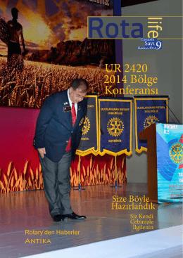 Haziran Rotalife Dergi