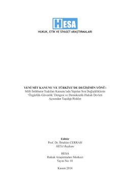 PDF İndir - HESA | Hukuk, Etik ve Siyaset Araştırmaları