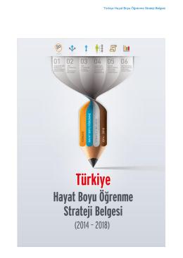 Hayat Boyu Öğrenme Strateji Belgesi (2014