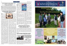 Ağustos 2014 - Muğla Üniversitesi
