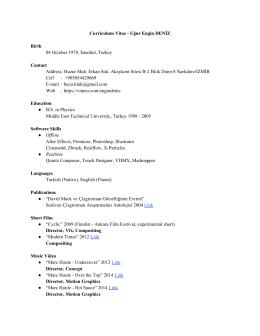 CV FINAL - Google Docs