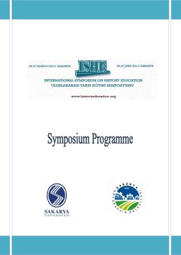 Programa ulaşmak için Tıklayınız... - ISHE-2014
