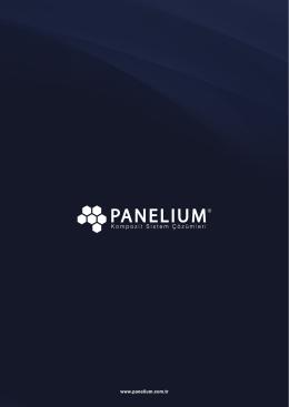 Panelium Kompozit Panel Sistemleri Online Katalog