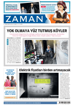 Sayı 36: 8 — 14 Eylül 2014