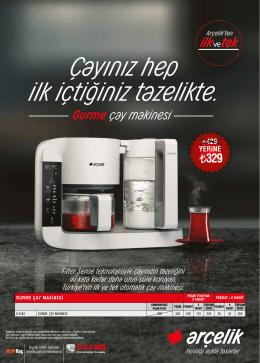 YENİ - Arçelik