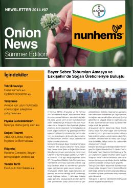 (Onion Flavor) PDF formatında açmak