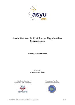 ÇARŞAMBA, xx HAZİRAN, 2004 - ASYU-2014