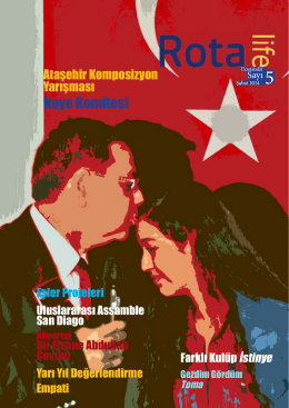 Şubat Rotalife Dergi