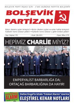 felaket alarmı - İstanbul Indymedia