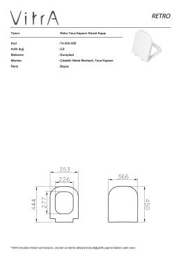 74-003-009 Aırlık (kg)