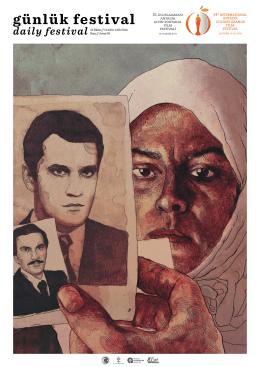 Günlük Festival / Sayı 5 - Altın Portakal Film Festivali