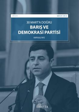 barış ve demokrasi partisi