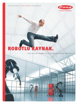 ROBOTLU KAYNAK.
