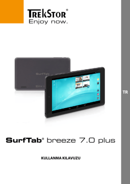 SurfTab® breeze 7.0 plus