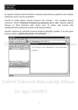 Lab 2 - Düzce Üniversitesi