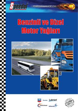 Benzinli ve Dizel Motor Yağları