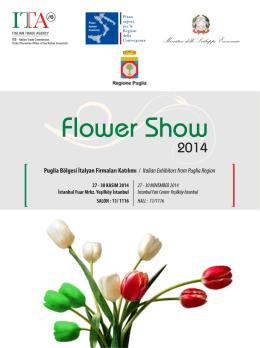 Flower Show - İtalyan Ticaret Merkezi