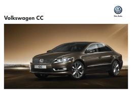 Volkswagen CC - Volkswagen Türkiye