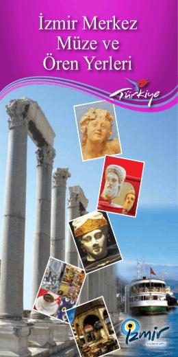 İzmir Merkez Müze ve Ören Yerleri (Türkçe)