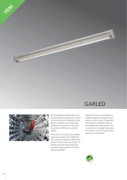 GARLED - EAE Aydınlatma