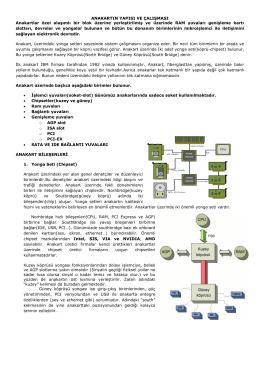 btt-2-anakartın yapısı ve çalışması