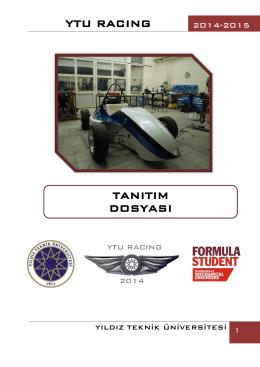 ytu racıng - YTU Racing Formula Student Projesi