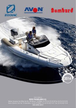 dosyayı indir - Zodiac Bot Türkiye Satış ve Servis