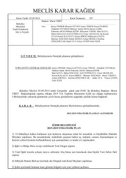 03-09-2014-107 - Iğdır Belediyesi