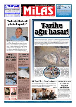 18.07.2014 cuma  - Milas Medya Arşivi