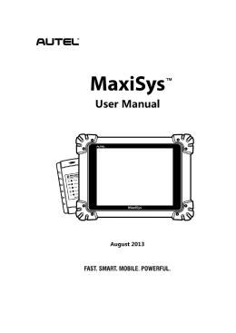 Bölüm 6 MaxiFix İşlemleri